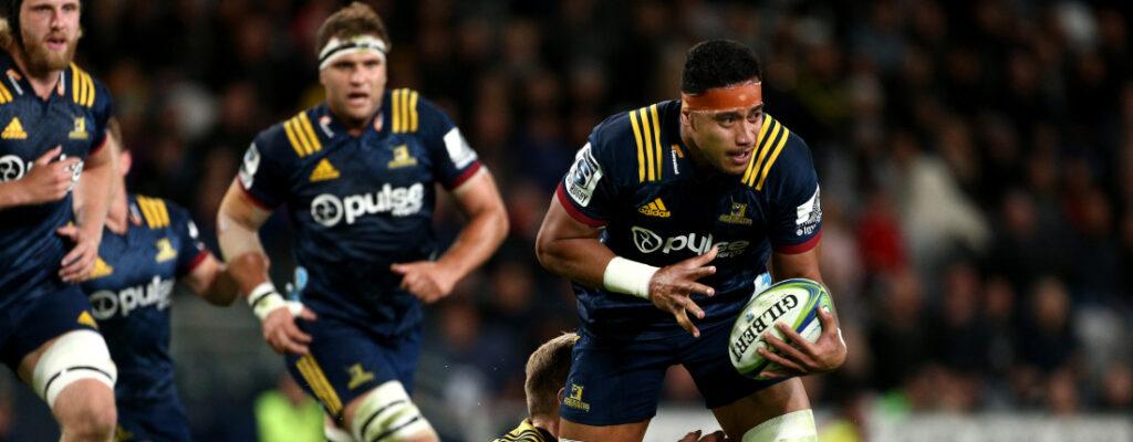 Highlanders Super Rugby Aotearoa