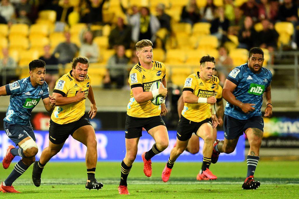 Hurricanes Super Rugby Aotearoa